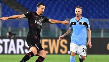 Lazio - Milan : deux équipes qui doivent se relancer après une défaite