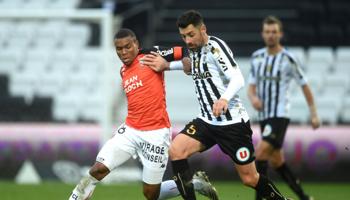 Lorient - Angers : les Merlus ont remporté 6 de leurs 8 derniers matchs