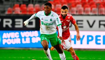 St-Etienne - Brest : les Verts sont presque maintenus