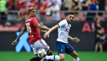 Tottenham – Man Utd : affiche du week-end en PL