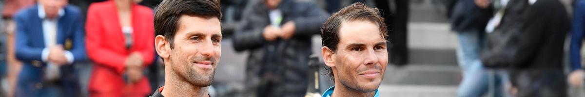 ATP Masters 1000 Rome : duopole Nadal Djokovic