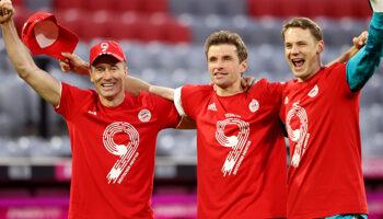 Champion de Bundesliga : Nagelsmann vise le 10