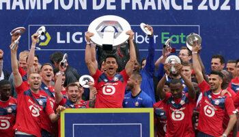 Champion de Ligue 1 : le PSG vexé veut reprendre son titre