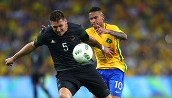Brésil – Allemagne : les deux finalistes de 2016
