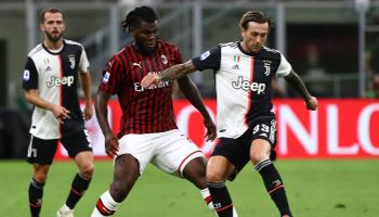 Juventus - Milan : les 2 clubs italiens les plus titrés