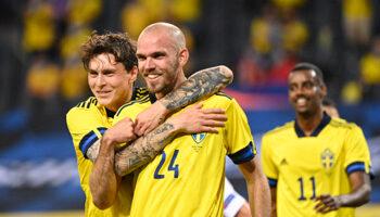 Suède – Slovaquie : les Suédois n'ont pas vu le ballon après leur premier match