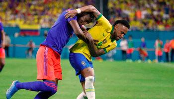 Brésil – Colombie : les Auriverde semblent tout puissant