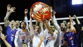Volleyball français : année 2021 avec trois titres en jeu