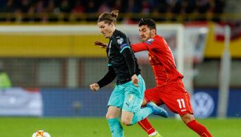 Autriche Macédoine du Nord championnat europe espoirs