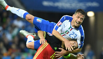 Italie - Belgique : les Azzurri prennent le dessus