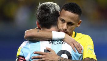 Brésil – Argentine : Neymar et Messi ont un héritage à léguer