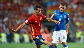 Italie – Espagne : quatrième Euro consécutif depuis 2008