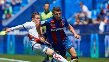 Levante – Rayo Vallecano : bataille entre deux équipes désespérées de rester en Liga