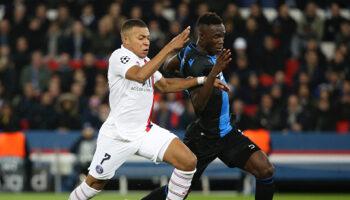 Club Bruges – Paris : cinq buts d'écart en 2019