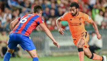 Liverpool – Crystal Palace : victoire de routine pour les Reds