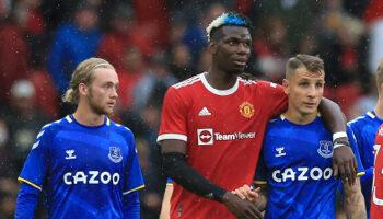 Manchester United – Everton : les Red Devils boostés par leur succès en LDC