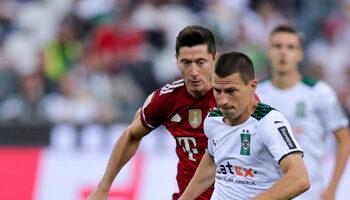 M'Gladbach – Bayern : Topspiel en DFB Pokal