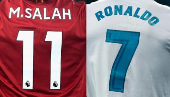 Ρονάλντο εναντίον Σαλάχ: Μία σύγχρονη «Τιτανομαχία» στον τελικό του Champions League