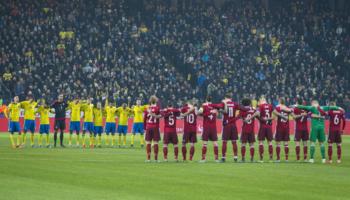 Σουηδία – Δανία: Τα φώτα στραμμένα στη Σόλνα