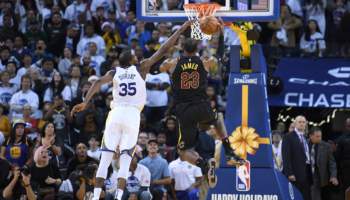 Καβαλίερς – Γουόριορς: Και τώρα οι δυο τους στο NBA