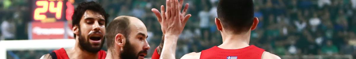 Ολυμπιακός: Εικοσιπέντε χρόνια στον «αφρό» του ευρωπαϊκού μπάσκετ