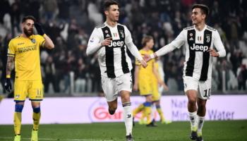 Ουντινέζε – Γιουβέντους: Ο Κριστιάνο των ρεκόρ και ο τίτλος της Serie A!