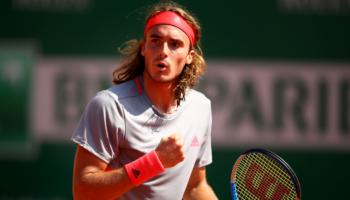 Τσιτσιπάς – Ράονιτς: Μάχη για τον τελικό του Western and Southern Open!