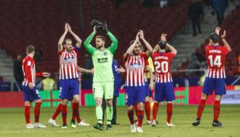 Ατλέτικο Μαδρίτης - Σεβίλλη: Ο Γοδίν λέει αντίο στη Μαδρίτη