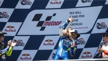 Moto GP: Με... φόρα από τις ΗΠΑ ο Ρινς!