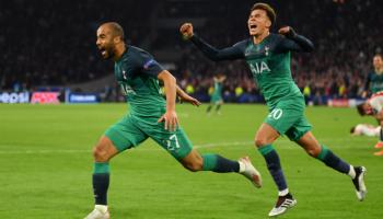 Τότεναμ - Εβερτον: Νίκη κι έφυγε για Μαδρίτη!