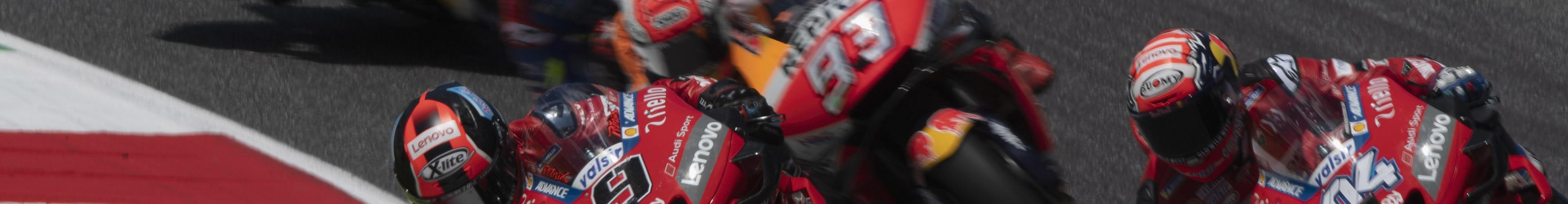 Moto GP: Με φόρα ο Πετρούτσι στο Gran Premi Monster Energy de Catalunya!