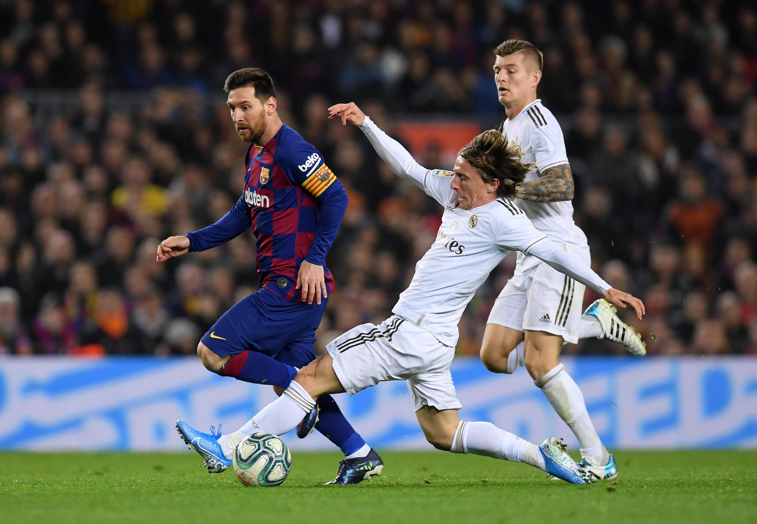 La Liga 2020-21: Με άμυνα η Ρεάλ, με… Μέσι η Μπαρτσελόνα!