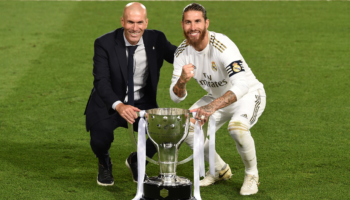 Ρεάλ Μαδρίτης: Πρωταθλήτρια στη LaLiga 2019-2020!