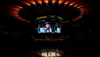 MMA: Πού έχουν πραγματοποιηθεί οι μεγάλοι αγώνες; (Infographic)