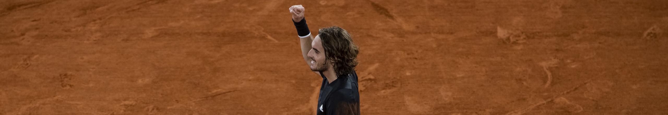 Τσιτσιπάς - Ρούμπλεβ: Για την εκτόξευση στα ημιτελικά του Roland Garros!