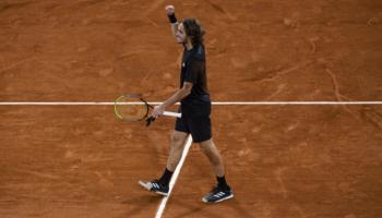 Τσιτσιπάς – Ρούμπλεβ: Για την εκτόξευση στα ημιτελικά του Roland Garros!
