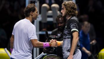 Τσιτσιπάς – Ναδάλ: Ο νικητής θα βρεθεί στα ημιτελικά του ATP Finals!