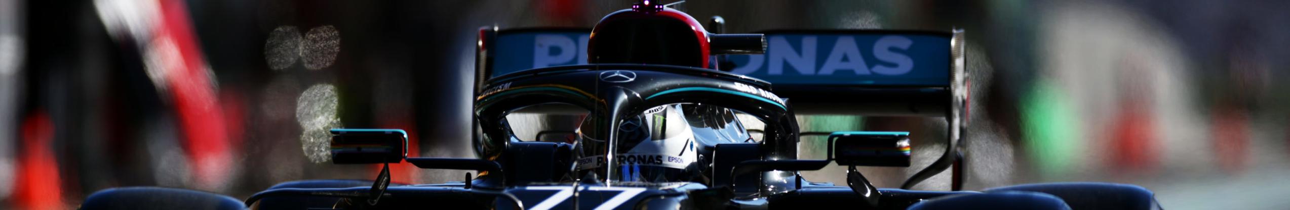 Γκραν Πρι Τουρκίας: Με φόρα η πρωταθλήτρια Mercedes!