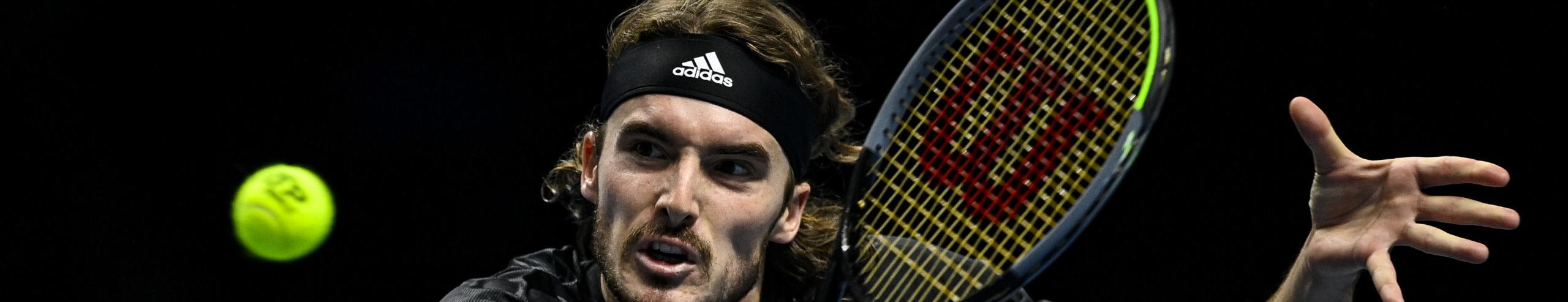 Τσιτσιπάς - Ρούμπλεβ: Όλα για τη νίκη στο ATP Finals!