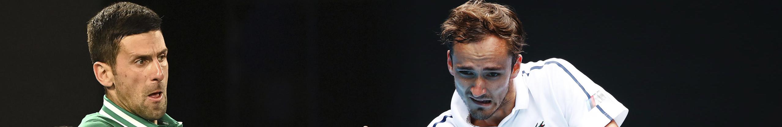 Τζόκοβιτς vs Μεντβέντεφ: Ώρα τίτλου στο Australian Open!