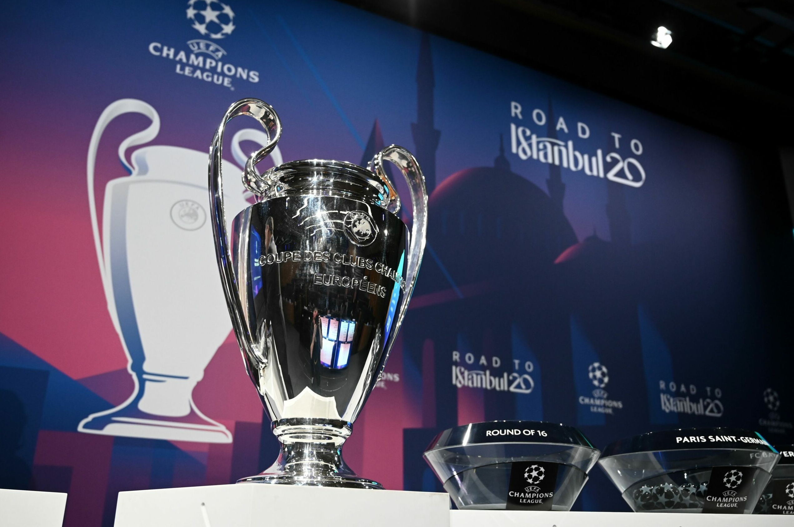 Champions League: Δυο μεγάλα ζευγάρια στον δρόμο για την Πόλη!