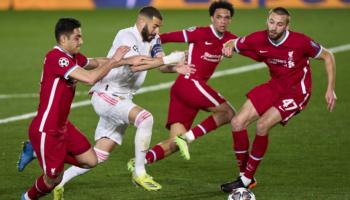 Λίβερπουλ – Ρεάλ Μαδρίτης: Οι Reds απέναντι στη φορμαρισμένη «Βασίλισσα»