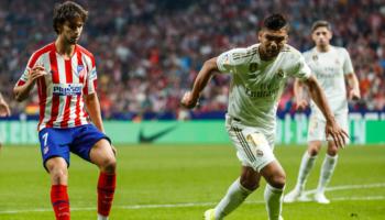 Ατλέτικο Μαδρίτης - Ρεάλ Μαδρίτης: Derbi Madrileño στο... κόκκινο!