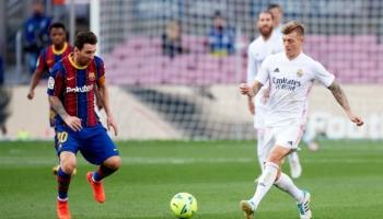 Ρεάλ Μαδρίτης - Μπαρτσελόνα: Clasico με... άρωμα τίτλου στη LaLiga!