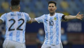 Αργεντινή - Βραζιλία: Ο Μέσι κόντρα στον Νεϊμάρ στον τελικό του Copa America!
