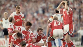 Οταν η Δανία έγραφε ιστορία στο EURO του 1992!