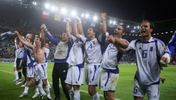 EURO: Ποδοσφαιρικά... σοκ που έγραψαν ιστορία!