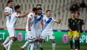 Γεωργία - Ελλάδα: Νίκη κι έφυγε για τον τελικό της Στοκχόλμης!