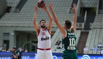 EuroLeague: Ολυμπιακός και Παναθηναϊκός σε μεγάλες αποστολές!