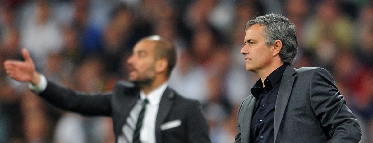 Incroci (im)possibili: e se il prossimo a sedersi sulla panchina di Mourinho fosse proprio l'eterno rivale Guardiola?